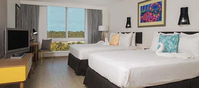 Islandview Double Double Guestroom