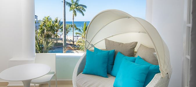 Oceanview Deluxe Guestroom