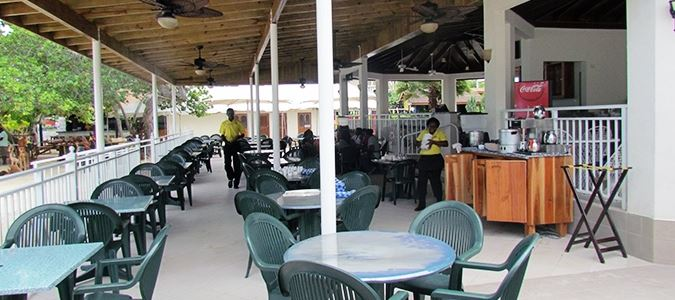 Marley's by the Sea Restaurant and Bar