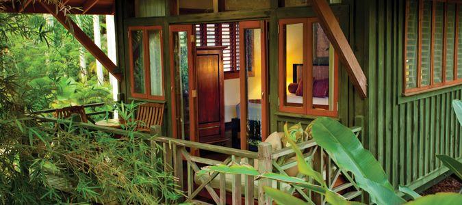 Treetop Deluxe Guestroom