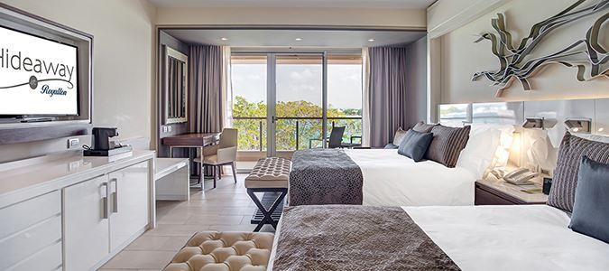 Luxury Presidential One Bedroom Oceanview Suite
