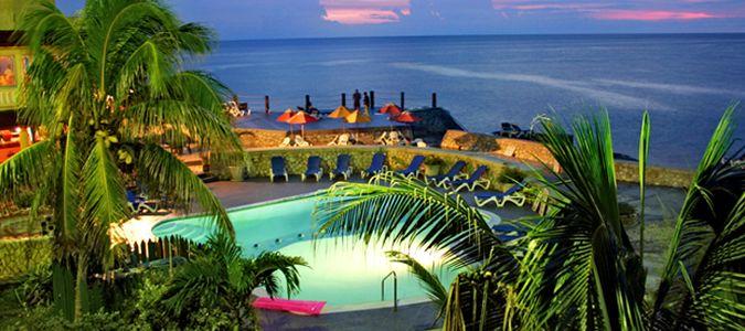 Pool and Resort Grounds