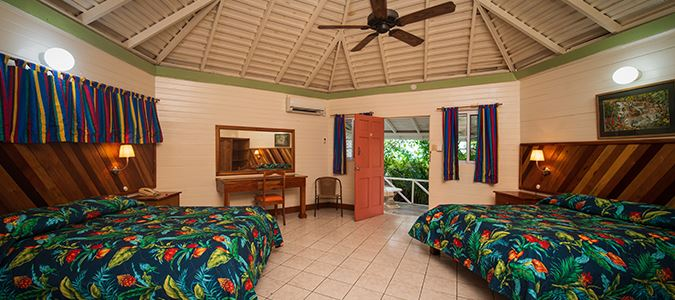 Standard Gardenside Guestroom