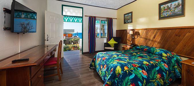 Oceanfront Guestroom Hammock