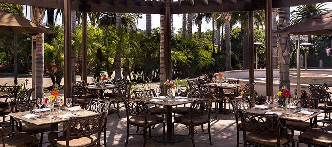 Shor Restaurant Patio