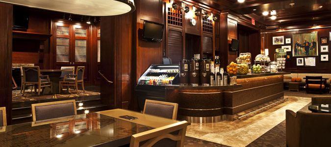 Sheraton Link Café