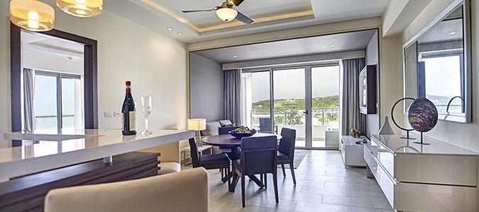 Luxury Presidential Ocean View Two Bedroom Suite