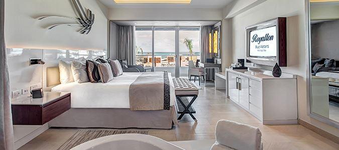 Diamond Club Luxury Junior Suite Ocean View