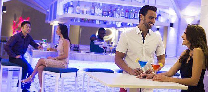 Martini Mix Bar