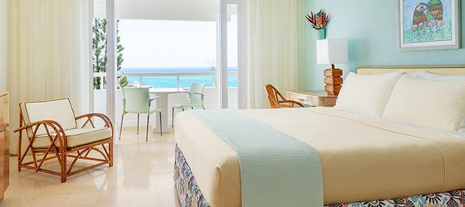 Premier Ocean Guestroom