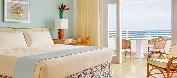 Ocean Junior Suite Bath