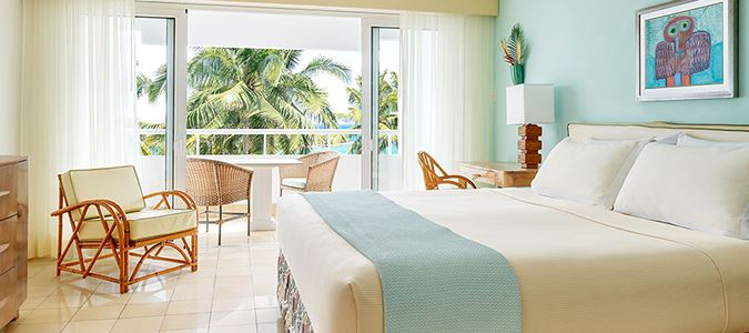 Superior Ocean Guestroom