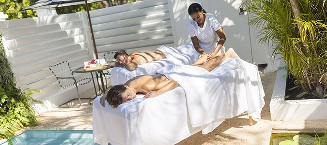 Oasis Spa Villa Massage Treatments