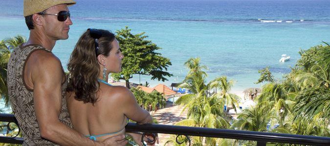 Sapphire Oceanview Guestroom Balcony