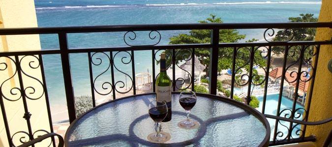 Diamond Oceanview Concierge Guestroom Balcony