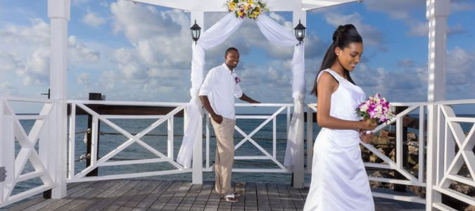 Weddings on the Pier