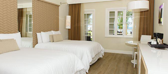 Deluxe Beachfront Guestroom
