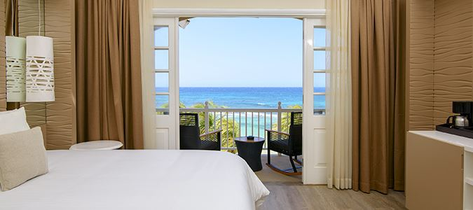 The Level Oceanfront Guestroom