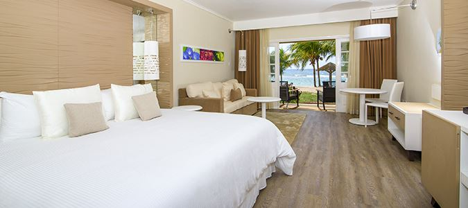 The Level Beachfront Guestroom