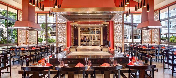 Zen Teppanyaki Restaurant