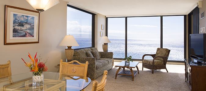 Two Bedroom Standard Oceanfront Suite