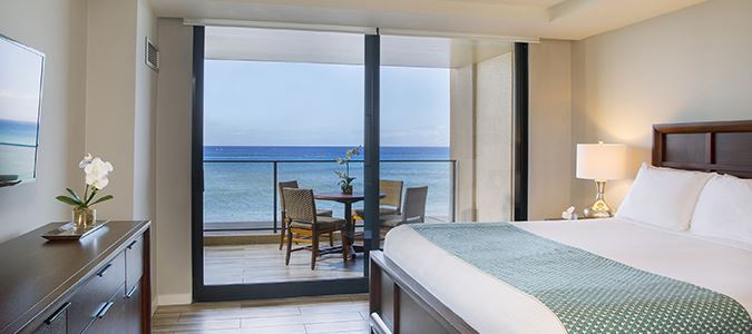 Two Bedroom Premium Oceanfront Suite