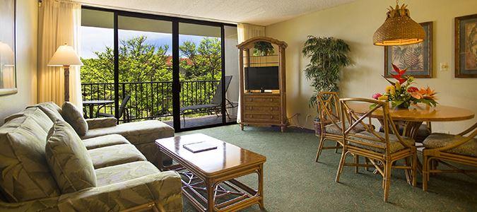 One Bedroom Standard Suite
