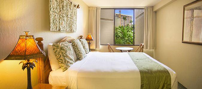 Two Bedroom Gardenview Suite