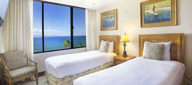 Two Bedroom Oceanview Suite