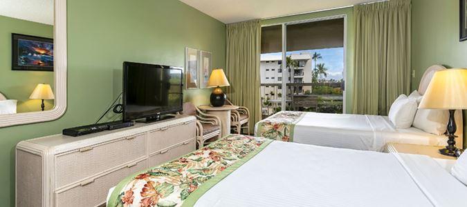 Standard Hotel Guestroom