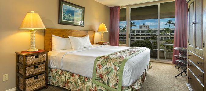 Deluxe Hotel Guestroom