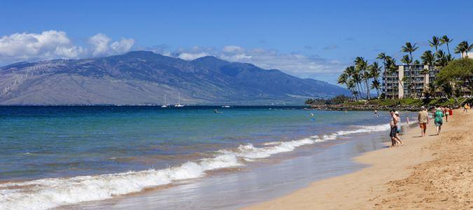 Adjacent Beach