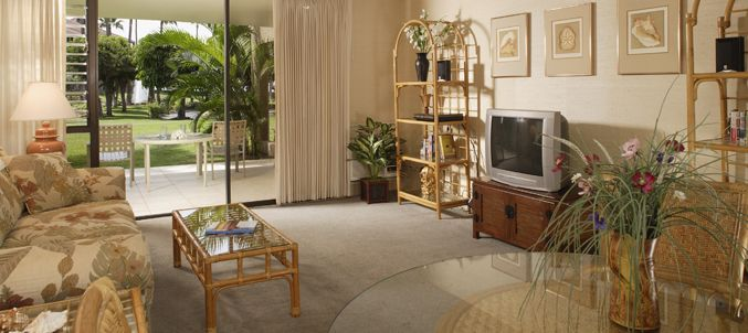 Two Bedroom Two Bath Gardenview Suite