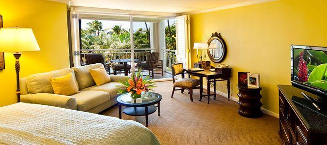 Deluxe Garden Guestroom
