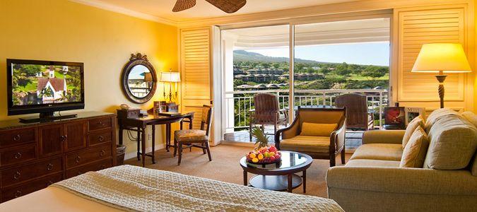 Terrace Guestroom