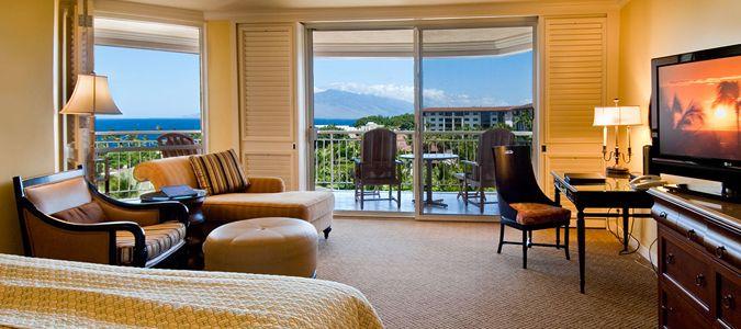 Deluxe Ocean Guestroom