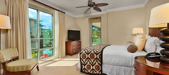 Three Bedroom Suite Oceanview