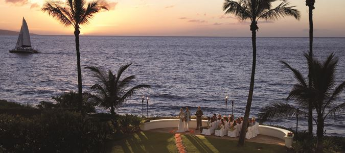Pacific Terrace Weddings