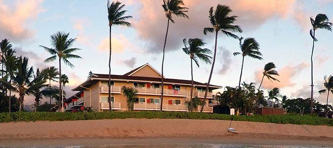 Exterior and Beach