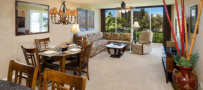 One Bedroom Gardenview Premium Suite