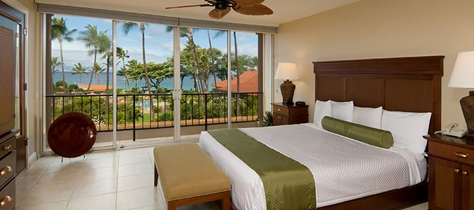 One Bedroom Oceanview Premium Suite