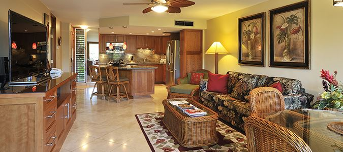 One Bedroom Oceanside Suite