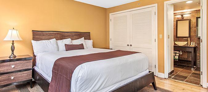 Two Bedroom Suite Garden View