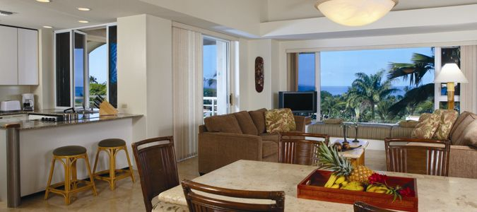 Two Bedroom Oceanview Villa