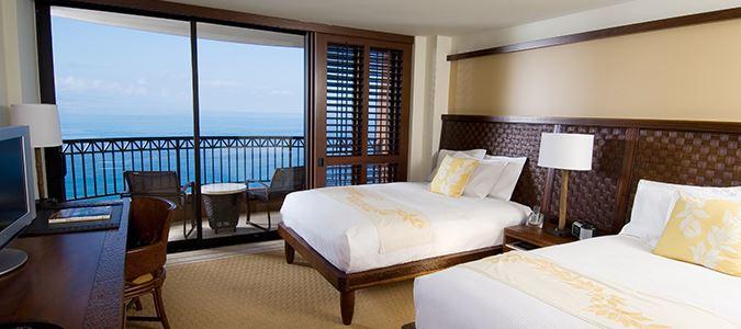 Tower Oceanfront Guestroom