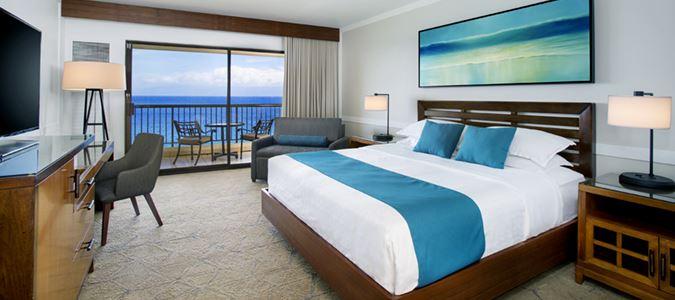 Deluxe Oceanfront Guestroom