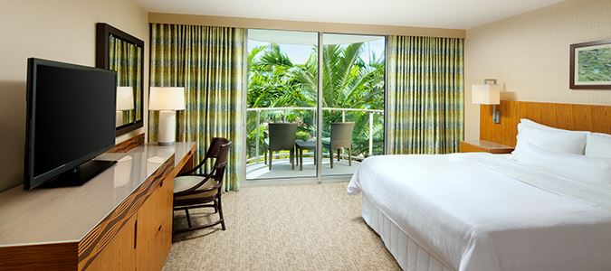 Oceanview Guestroom Ocean Tower