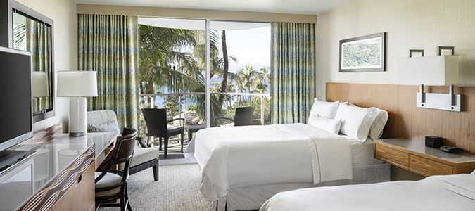 Deluxe Oceanview Guestroom Ocean Tower
