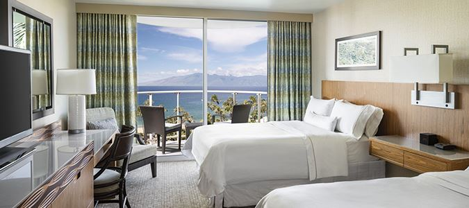 Luxury Oceanfront Guestroom Ocean Tower