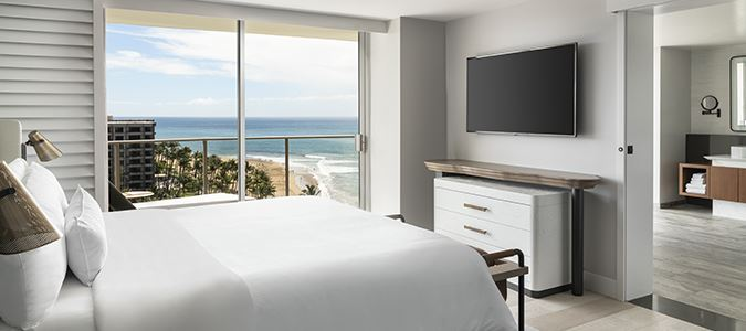 Beach Tower Penthouse Suite